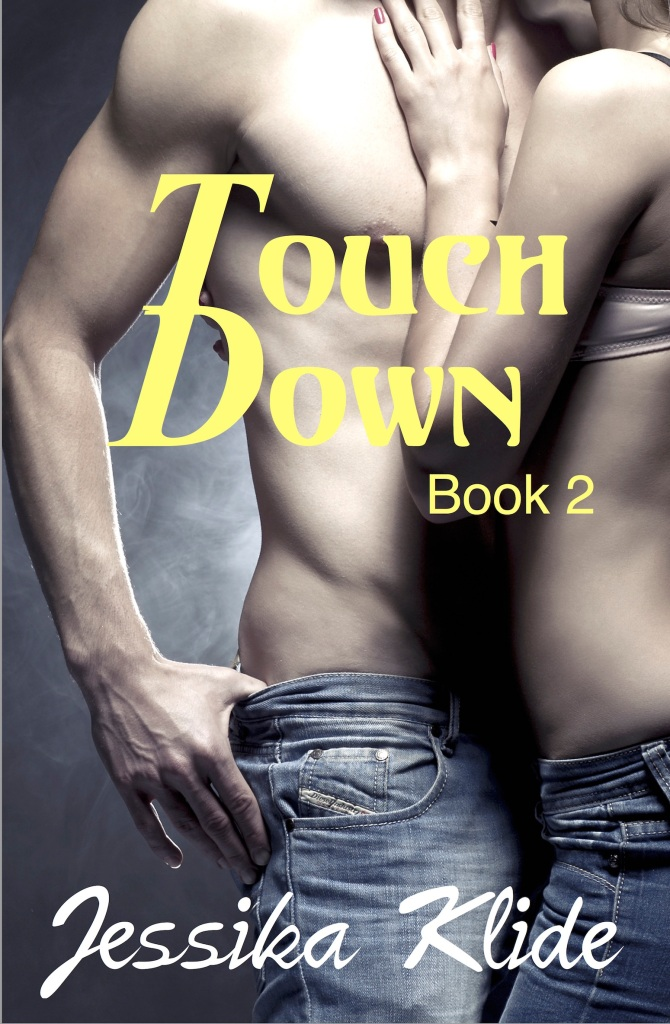 Touch Down_ Book 2_ Book cover KINDLE